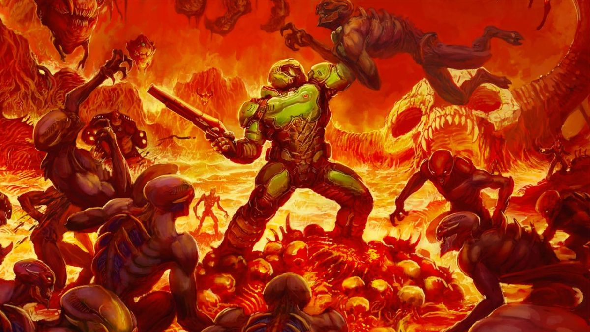 The Devil's in the Details: analyzing Doom's design elements and nuances